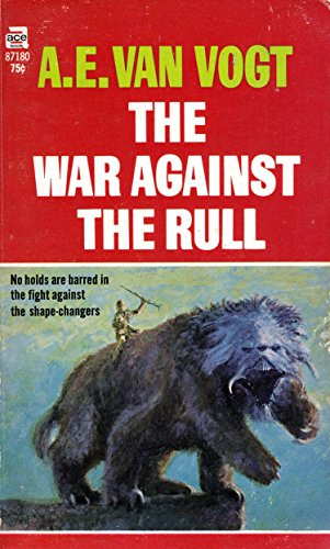 9780441871803: The War Against the Rull (Ace SF, 87180)