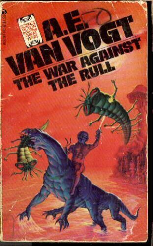 9780441871834: Title: The War Against the Rull SF From the Great Years S
