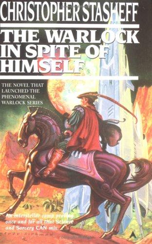 9780441873029: Warlock In Spite of Himself