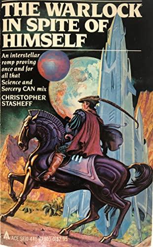 9780441873036: The Warlock In Spite of Himself (Warlock, Bk. 1)