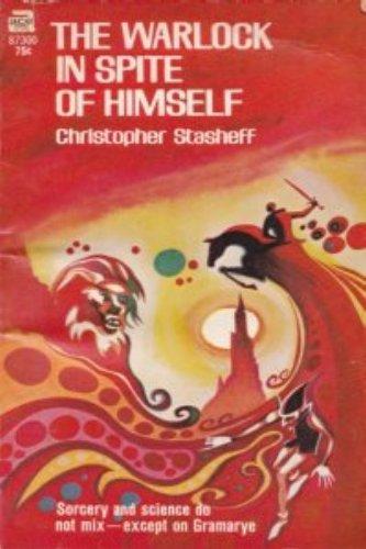 9780441873067: The Warlock in Spite of Himself
