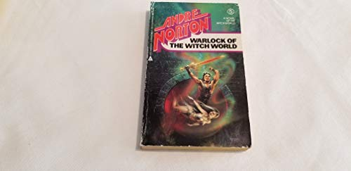 9780441873166: Warlock of the Witch World