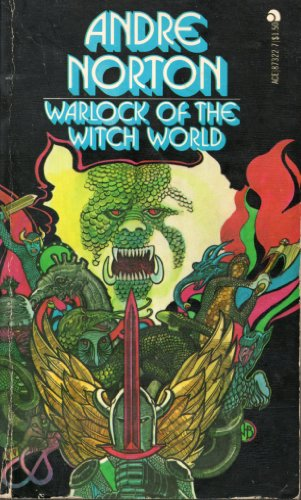 9780441873227: Warlock of the Witch World