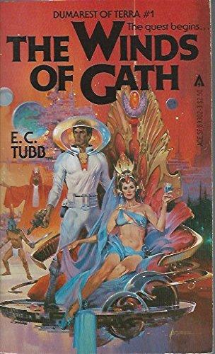 9780441893027: The Winds of Gath (Dumarest of Terra, Book 1)