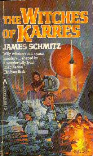 9780441898534: Title: The Witches of Karres