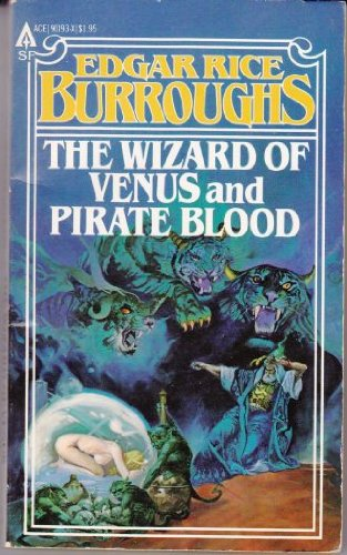 9780441901937: The Wizard of Venus (Ace Books #90191)