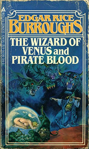 Wizard Of Venus (0441901956) by Edgar Rice Burroughs