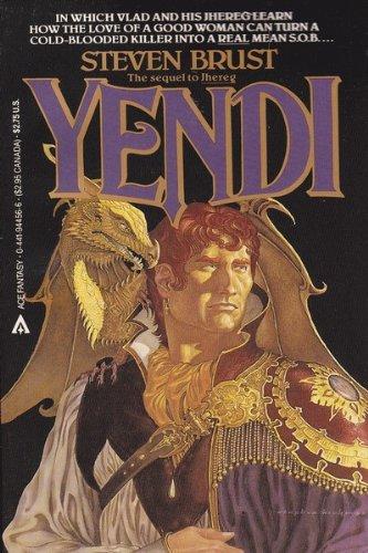 9780441944569: Yendi (Jhereg, Book 2)
