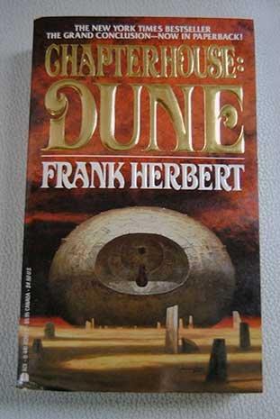9780441975846: Chapterhouse Dune