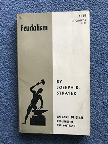 9780442000868: Feudalism (Anvil Bks.) (Anvil Books)