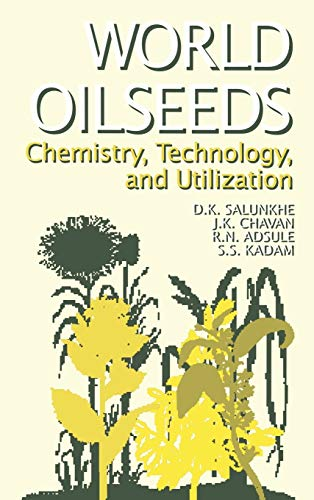 9780442001124: World Oilseeds