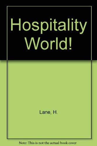 9780442001186: Hospitality World!