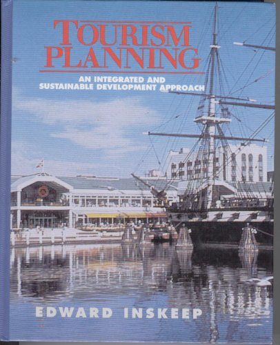 9780442001223: Tourism Planning: An Integrated and Sustainable Development Approach (Vnr Tourism and Commercial Recreation Series)