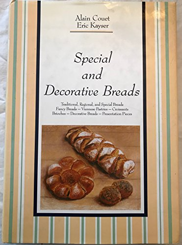 9780442001445: Special and Decorative Breads Volume 2