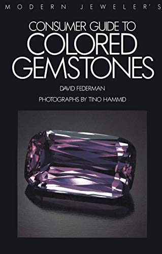9780442001537: Modern Jeweler's Consumer Guide to Colored Gemstones