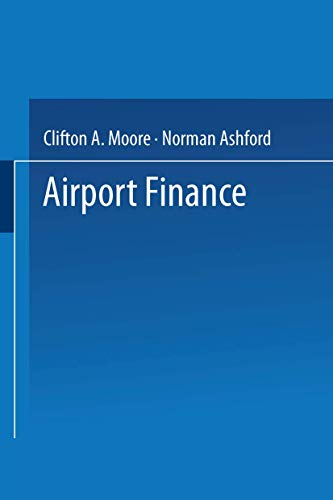 9780442001926: Airport Finance