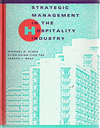 9780442002466: Strategic Management in the Hospitality Industry
