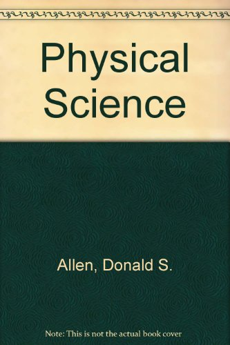 9780442002909: Physical Science