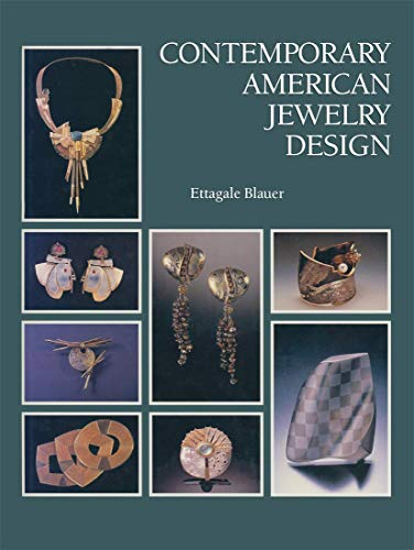 9780442003623: Contemporary American Jewelry Design