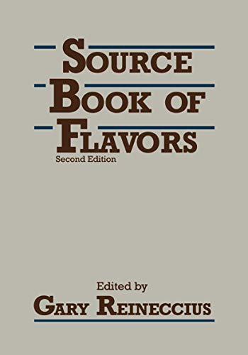 9780442003760: Source book of flavors