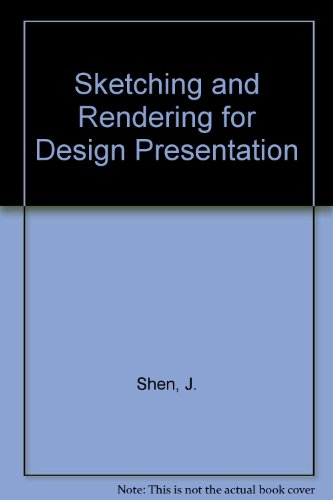 9780442004149: Sketching and Rendering for Design Presentations