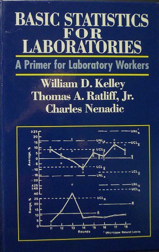 9780442004569: Basic Statistics for Laboratories: A Primer for Laboratory Workers