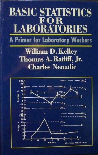 Basic Statistics for Laboratories : A Primer: Ratliff, Thomas A.,