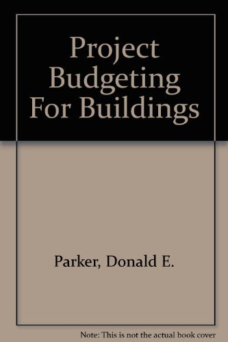 Project Budgeting For Buildings