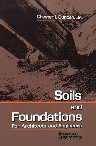 9780442006044: Soils and Foundations for Architects and Engineers (VNR Structural Engineering Series (Closed))