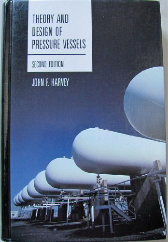 9780442006440: Theory and Design of Pressure Vessels