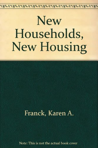 NEW HOUSEHOLDS, NEW HOUSING.