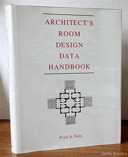 9780442007164: Architect's Room Design Data Handbook