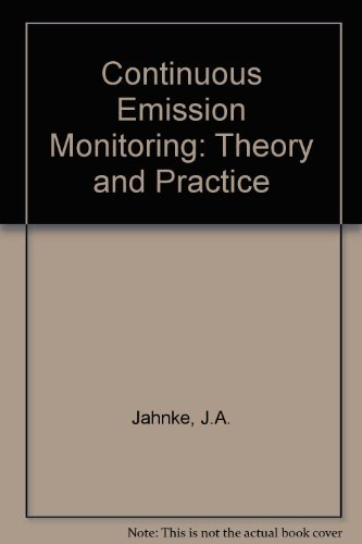 9780442007249: Continuous Emission Monitoring (Environmental Engineering)