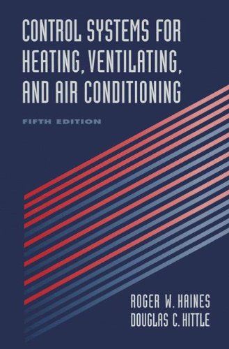 9780442008376: Control Systems For Heating, Ventilating and Air Conditioning