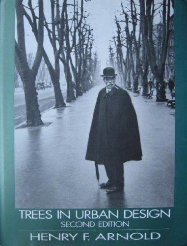 9780442008895: Trees in Urban Design