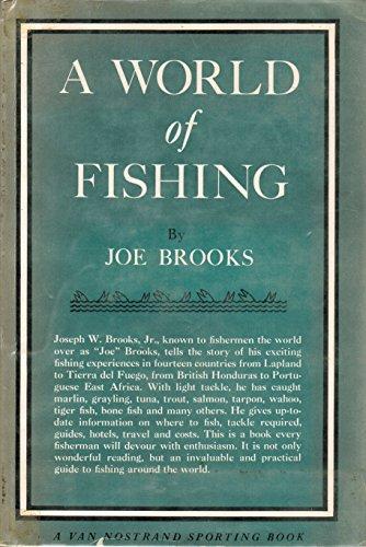 9780442010706: World of Fishing