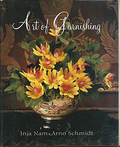 9780442010843: Art of Garnishing