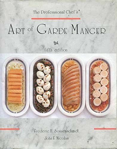 9780442011536: The Professional Chef's Art of Garde Manger 5