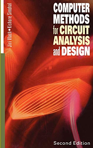 9780442011949: Computer Methods for Circuit Analysis and Design (Van Nostrand Reinhold Electrical/Computer Science and Engineering Series)