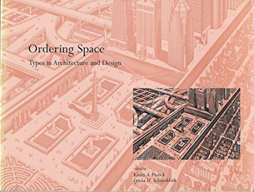 9780442012335: Ordering Space: Types in Architecture and Design (Architecture Series)