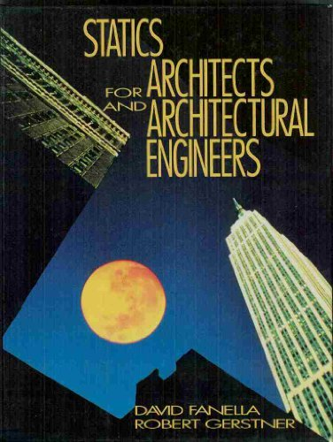 9780442012977: Statics for Architects and Architectural Engineers (Architecture)