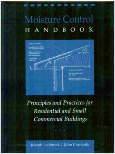 9780442014322: Moisture Control Handbook: Principles and Practices for Residential and Small Commercial Buildings (Building Construction)
