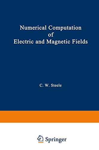9780442014346: Numerical Computation of Electric and Magnetic Fields (Electrical Engineering)