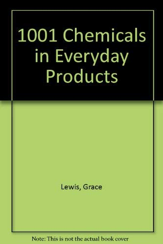 1,001 Chemicals in Everyday Products: Grace Ross Lewis