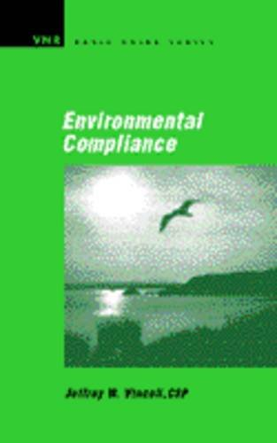 9780442014728: Basic Guide to Environmental Compliance (Vnr Basic Guide)