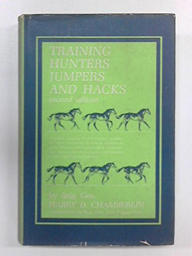 9780442015107: Training Hunters, Jumpers and Hacks