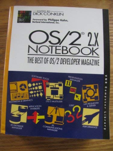 9780442015220: Os/2 2.X Notebook (V N R COMPUTER LIBRARY)