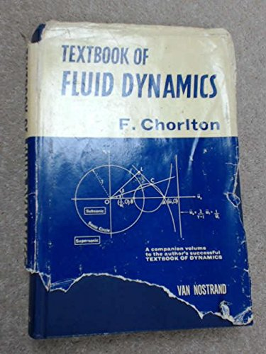 9780442015411: Textbook of Fluid Dynamics