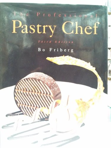 9780442015978: The Professional Pastry Chef