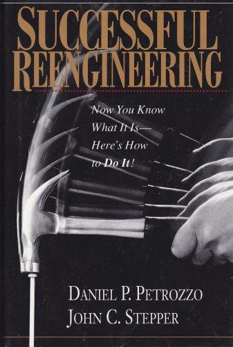 9780442017224: Successful Reengineering